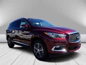 11 The Infiniti Truck 2020 Engine
