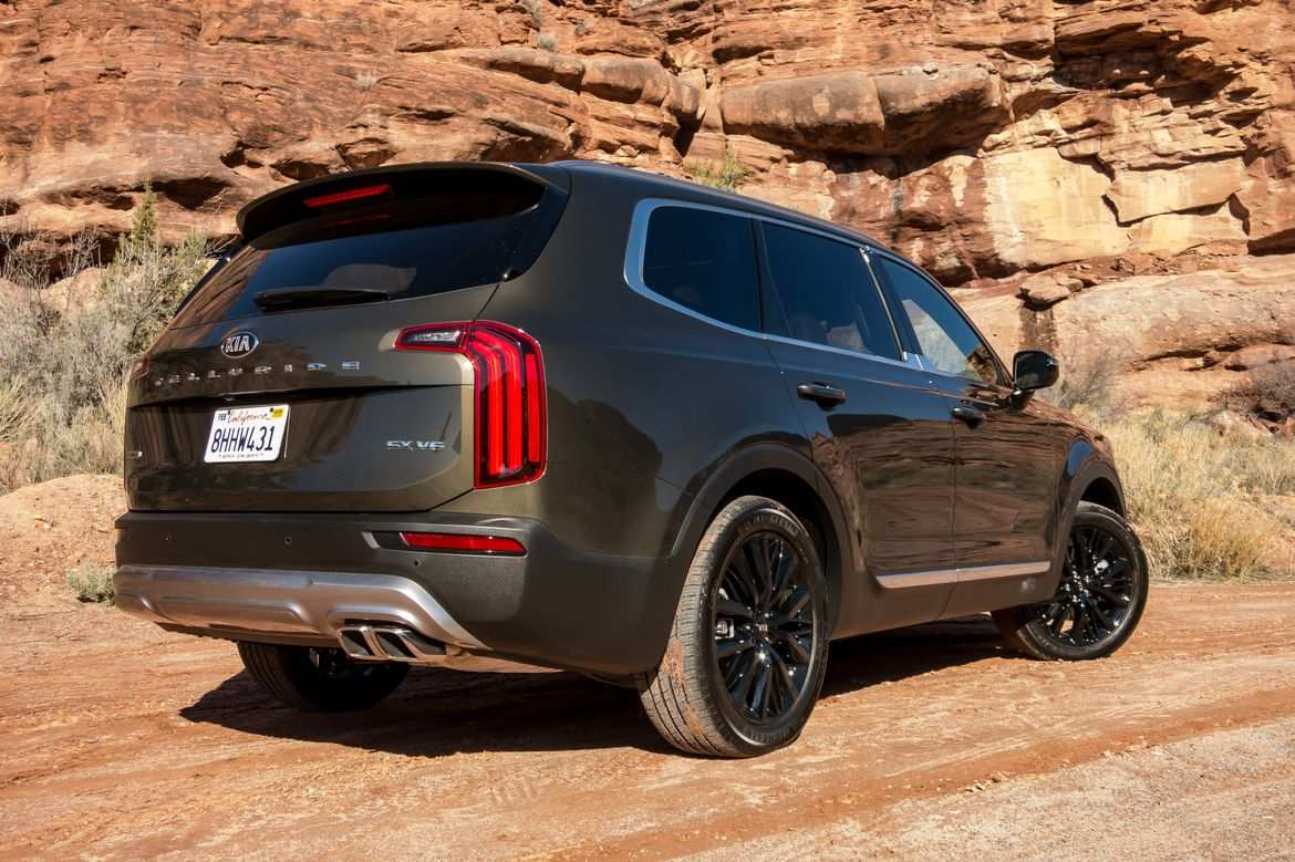 11 The Kia Telluride 2020 Price Performance And New Engine