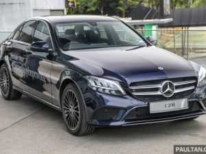 11 The Mercedes 2019 Malaysia Picture