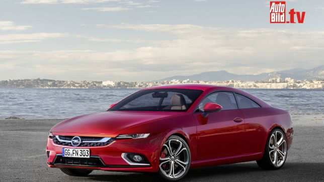11 The Opel Calibra 2020 Concept And Review