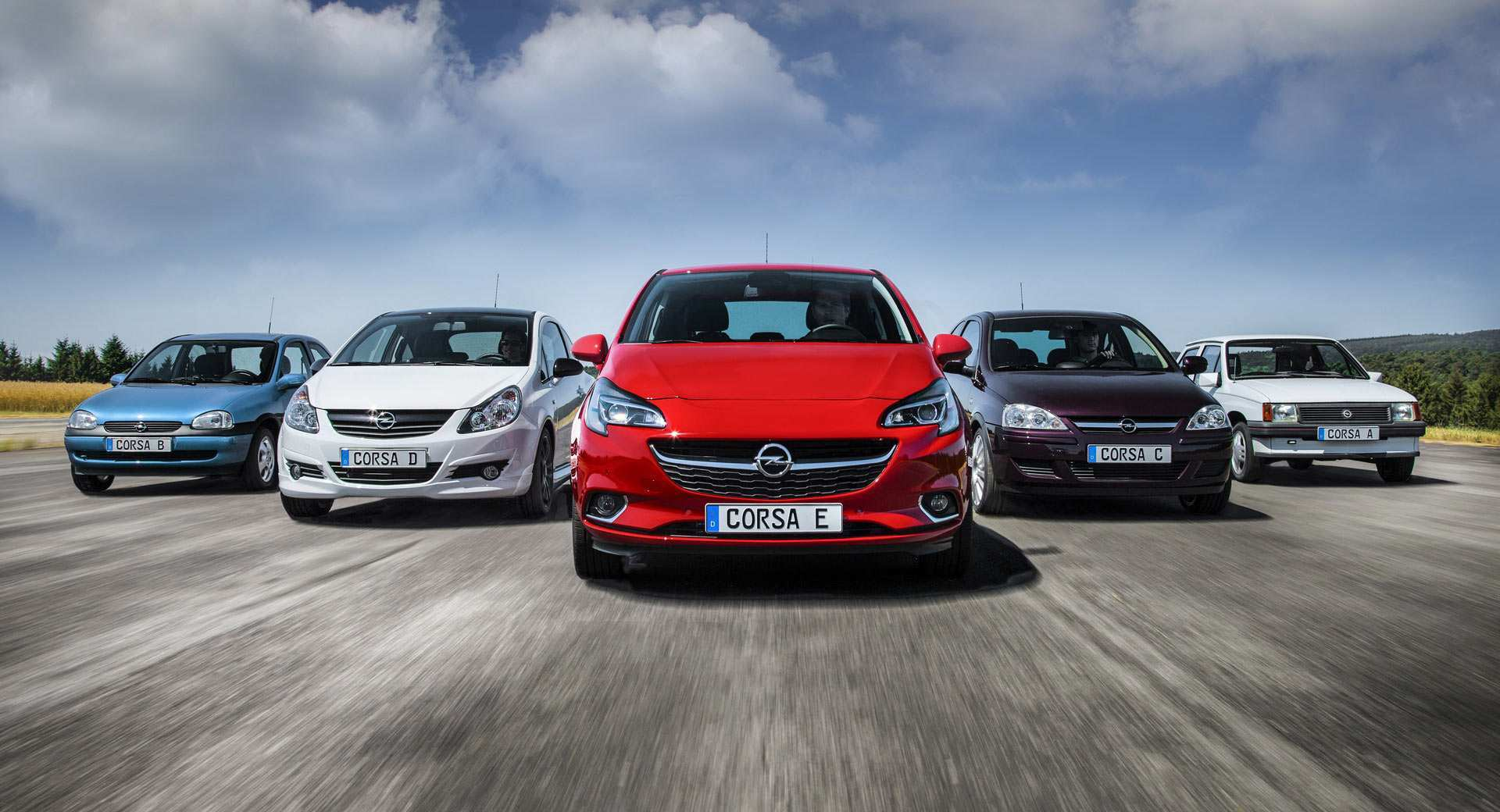 11 The Opel Will Launch Full Electric Corsa In 2020 New Concept