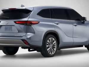 11 The Toyota Kluger 2020 Model Research New