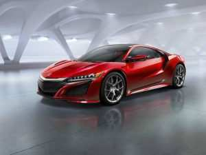12 A 2019 Acura Nsx Type R Redesign