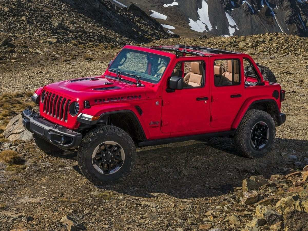 12 A 2019 Jeep 4X4 Release Date