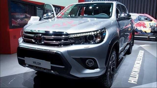 12 A 2019 Toyota Hilux Facelift History