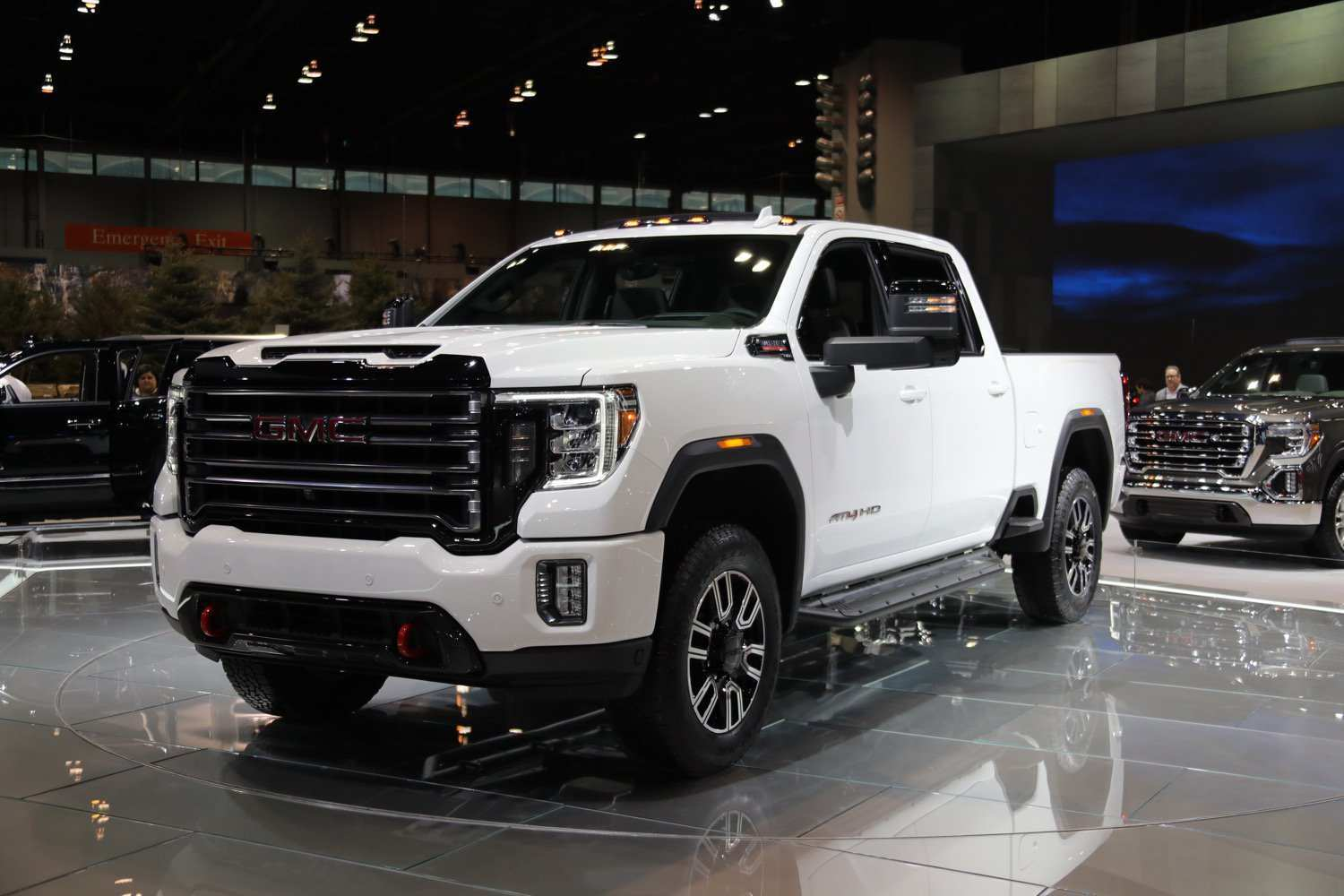 12 A 2020 Gmc Sierra 2500 Spy Shoot