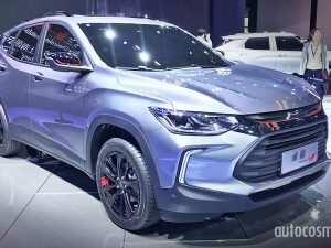 12 A Chevrolet Mexico 2020 New Concept