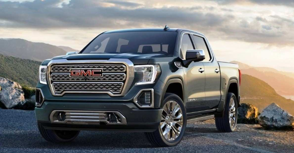 12 A Gmc Truck Colors 2020 Spy Shoot