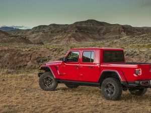 12 A Jeep Pickup 2020 Configurations