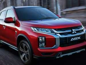 12 A Mitsubishi Asx 2020 Review New Model and Performance