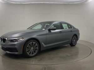 12 All New 2019 Bmw 540I First Drive