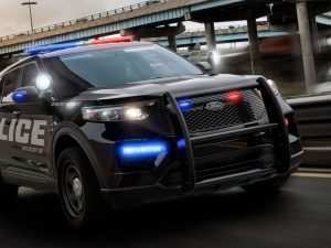 2019 Ford Police Interceptor