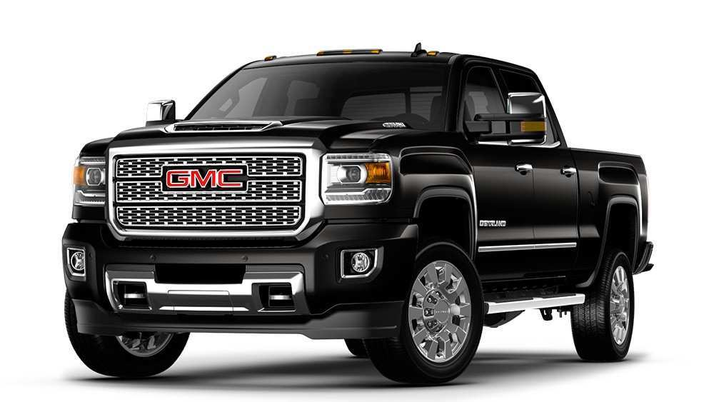 12 All New 2019 Gmc 2500 Sierra Denali Interior