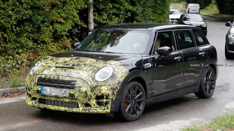 12 All New 2019 Mini Cooper Spy Shots Price and Review
