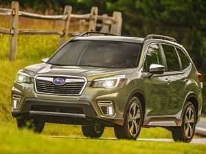 12 All New 2019 Subaru Suv Overview