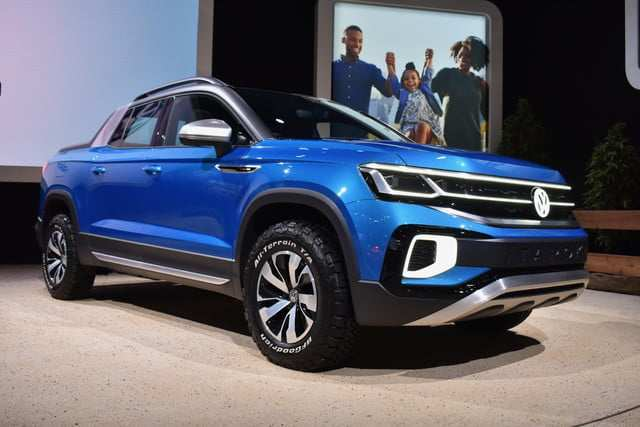 12 All New 2019 Volkswagen Pickup Truck Performance And New Engine