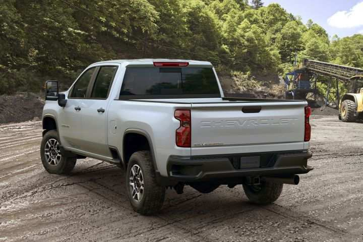 12 All New 2020 Chevrolet 3500Hd Specs