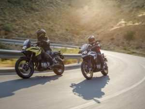 12 All New BMW F750Gs 2020 Performance
