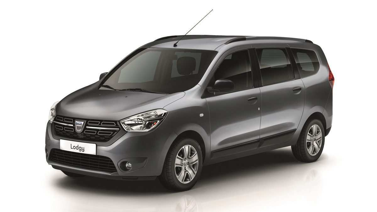 12 All New Dacia Dokker 2019 Images