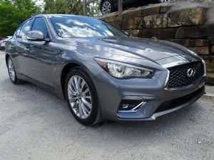 12 All New Infiniti Q50 For 2020 Pictures