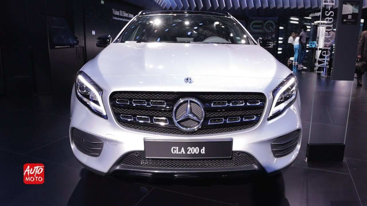 12 All New Mercedes Gla 2019 Interior Review And Release Date