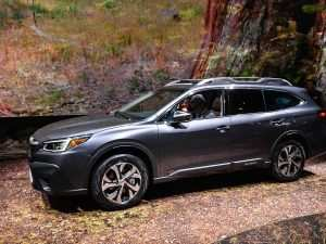 12 All New Subaru Outback Hybrid 2020 Performance and New Engine