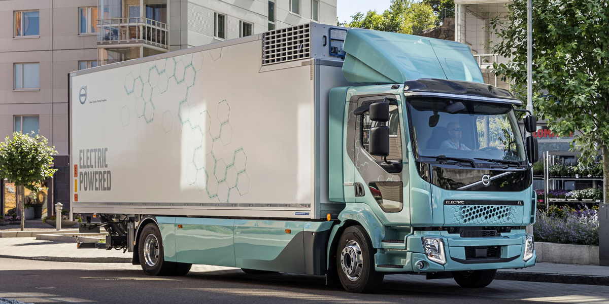 12 All New Volvo Electric Truck 2020 Redesign And Concept