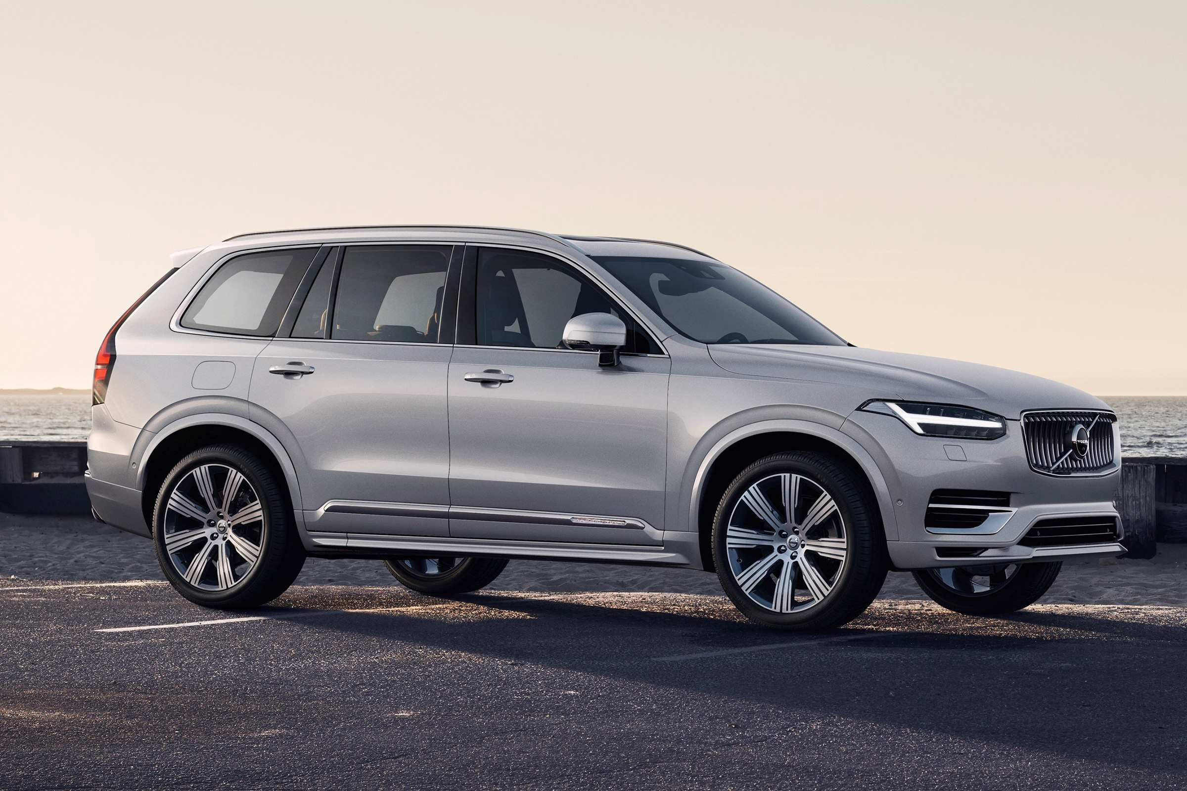 12 All New Volvo Xc90 Facelift 2020 Uk Speed Test