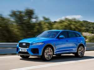 12 Best 2020 Jaguar F Pace Svr Pricing
