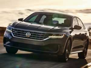 12 Best 2020 Volkswagen Passat R Line Redesign and Concept
