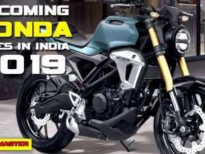 Honda Upcoming Bikes In India 2020