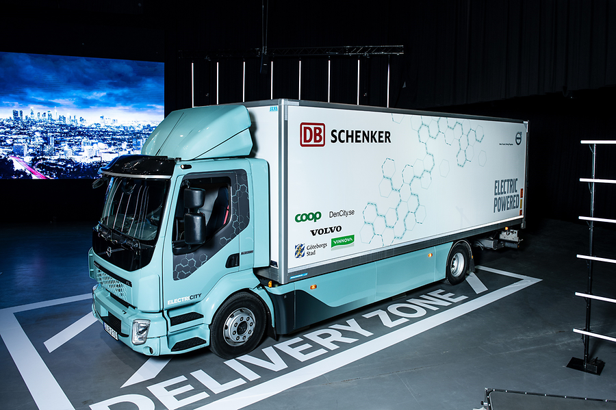 12 Best Volvo Electric Truck 2019 Specs