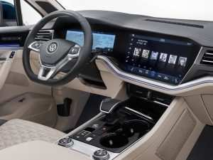 12 Best Vw Touareg 2019 Interior Reviews