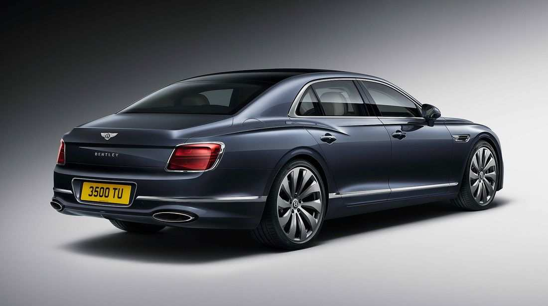 12 New 2019 Bentley Flying Spur Concept And Review