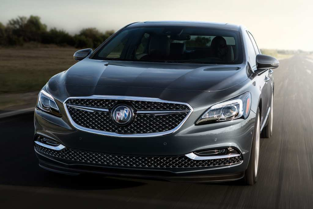 12 New 2019 Buick Cars Engine