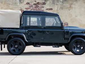 12 New 2019 Land Rover Defender Ute First Drive