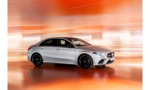 12 New 2019 Mercedes A Class Usa Images