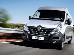 12 New 2019 Renault Master Configurations