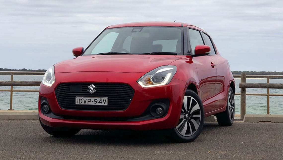 12 New 2019 Suzuki Swift Sport Specs Reviews