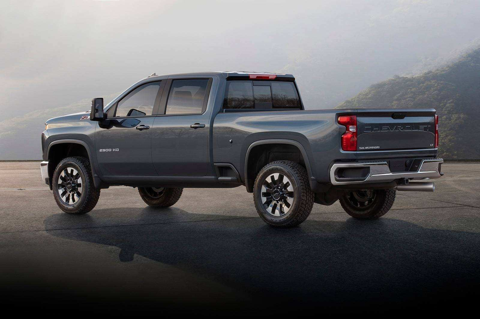 12 New 2020 Chevrolet Hd Picture