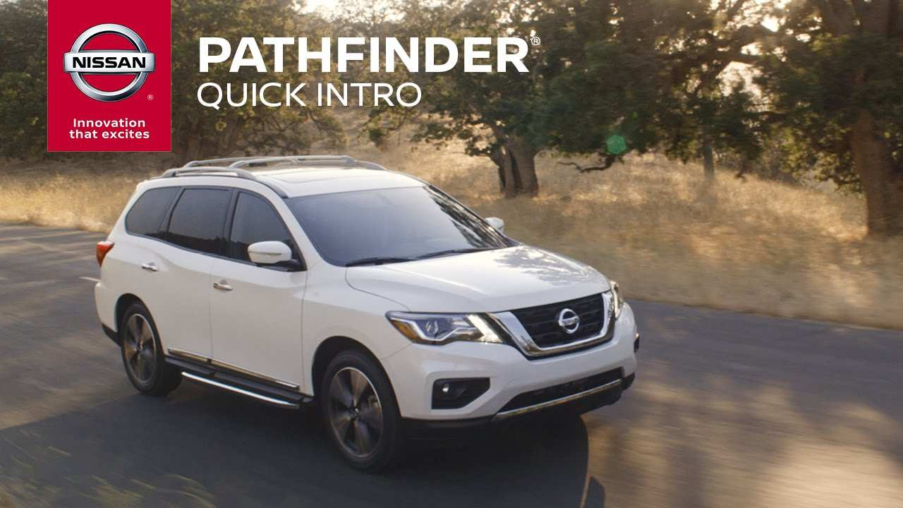 12 New 2020 Nissan Pathfinder Youtube Configurations