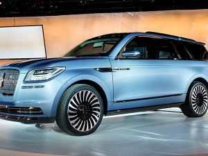 12 New Ford Lincoln Navigator 2020 Exterior and Interior