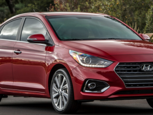 12 New Hyundai Accent 2020 Redesign and Concept