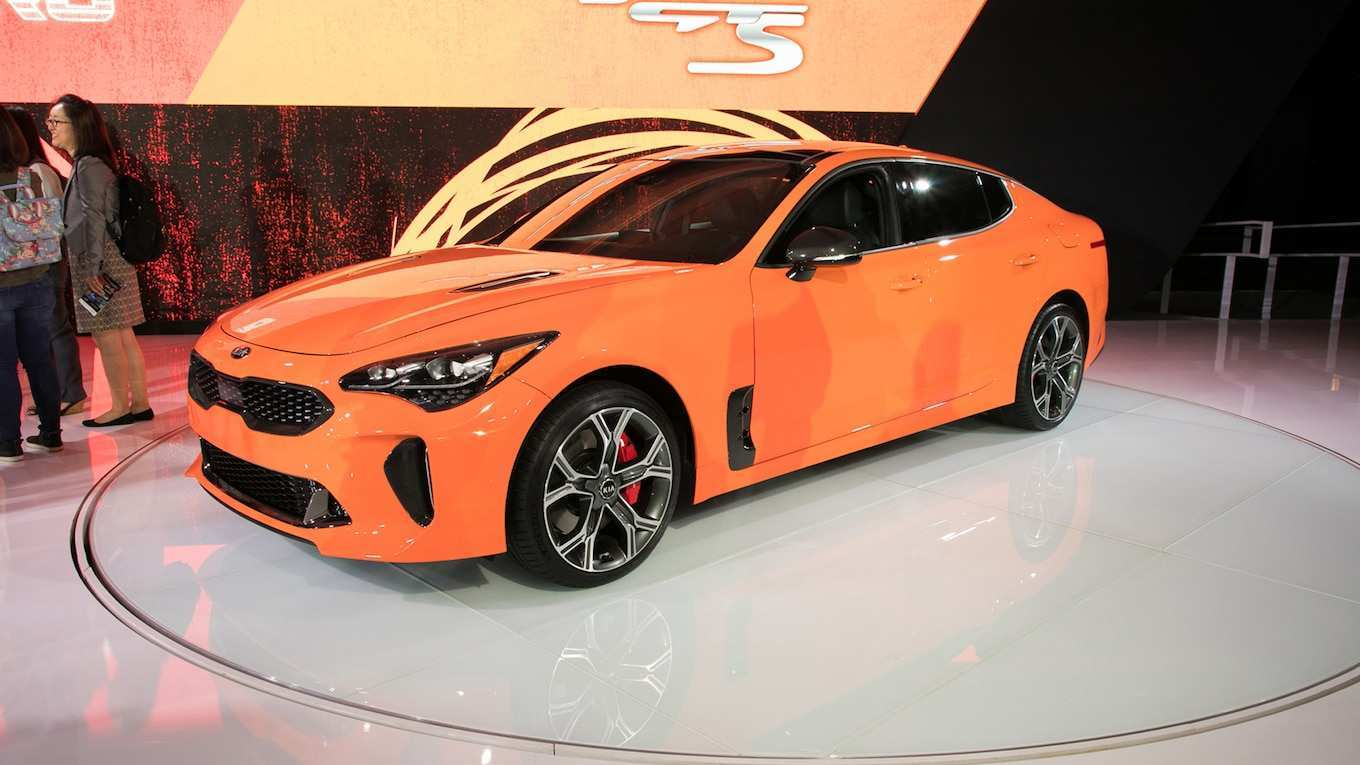 12 New Kia Stinger 2020 Specs and Review