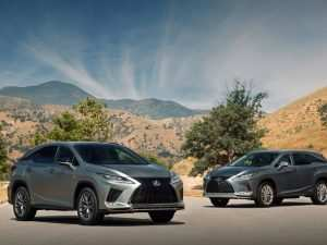 12 New Lexus Sport 2020 Rumors