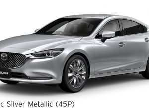 12 New Mazda 6 2019 White Wallpaper