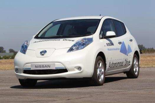 12 New Nissan 2020 Self Driving Cars Spesification