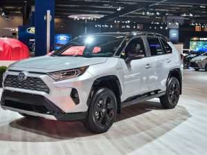 12 New Toyota Models 2020 Ratings