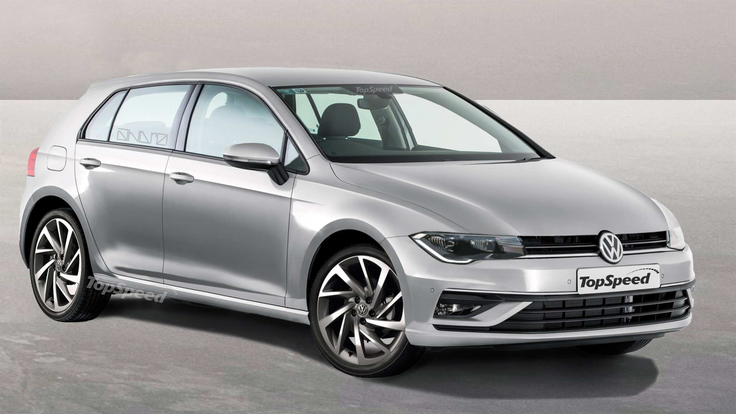 12 New Volkswagen Golf Mk8 2020 Performance And New Engine