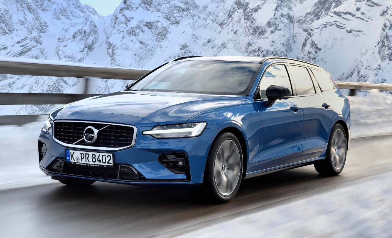 12 New Volvo V60 2019 Price Design And Review